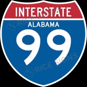 Buy Interstate Shields - Intestate Sign Generator