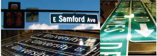 MUTCD Street Signs