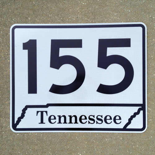 Custom Route Sign Simulator For All 50 States